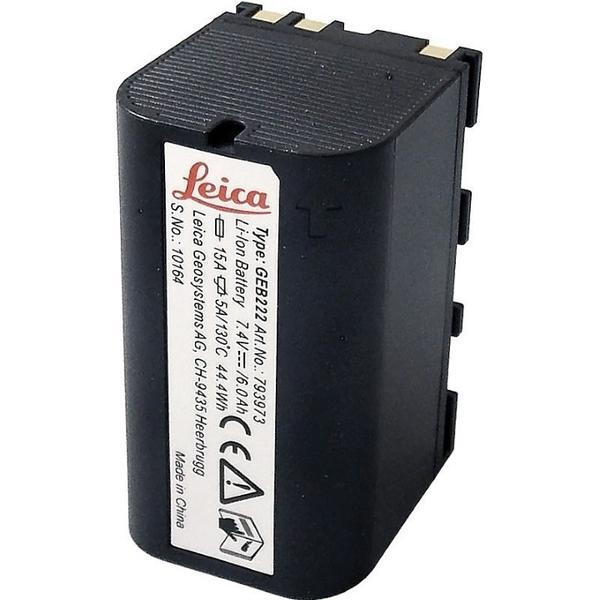 Leica Piper GEB222 battery for the Piper 100 and 200 Pipe Laser Level
