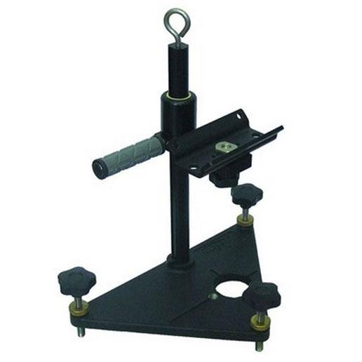 Leica Piper Trivet assy with mounting bracket for Pipe Laser Level