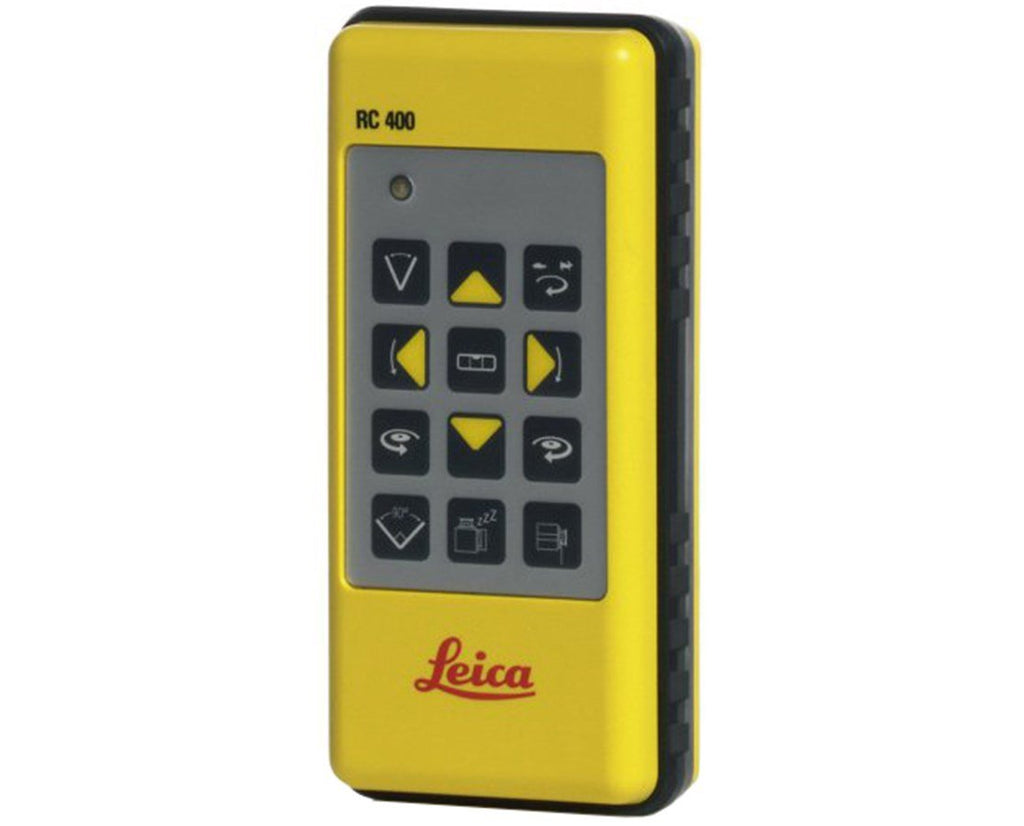 Leica RC400 Multipurpose Remote - for use with R840 and R640 Laser Level