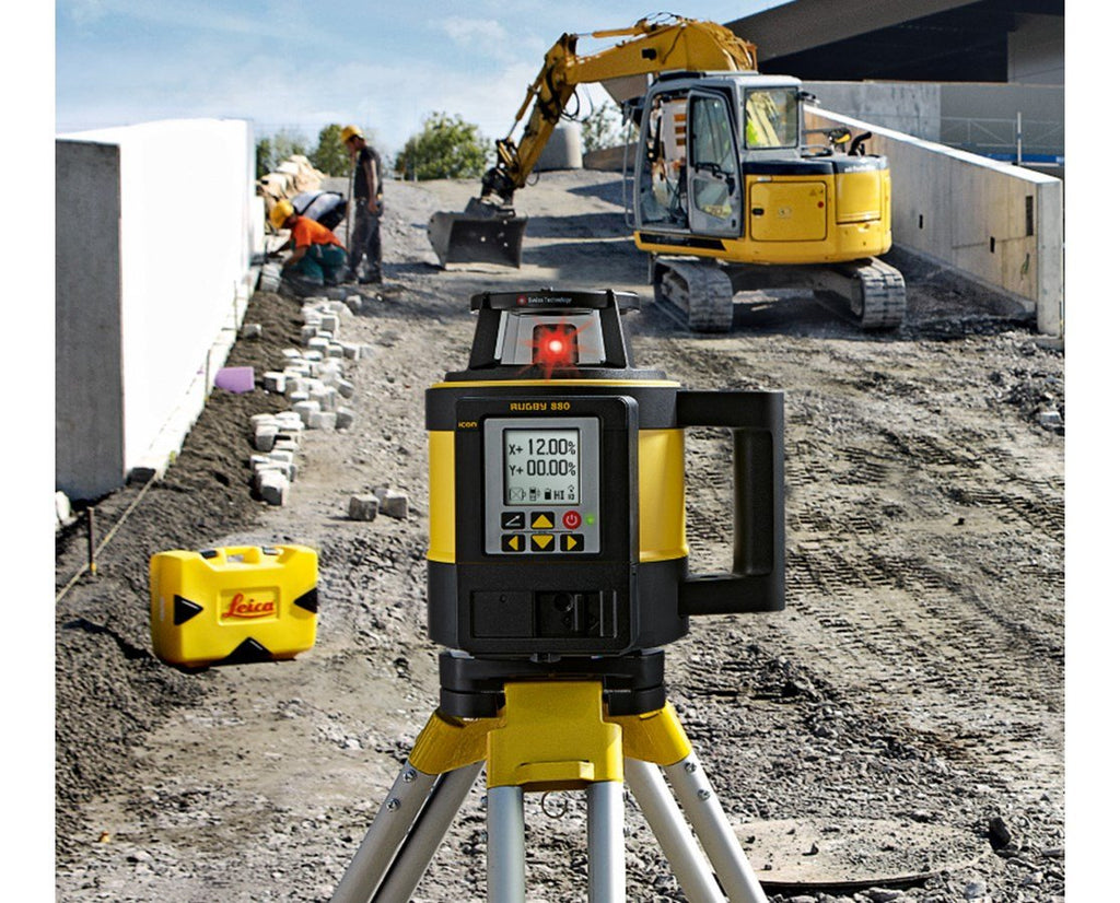 Leica RC800(A) Remote Control - Rugby 800 Laser Level
