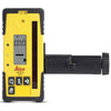 Image of Leica Rugby 670 Rotating Grade Laser Level with RodEye 160 Digital Laser Receiver - Li ion