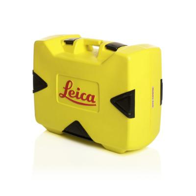Leica Rugby 680 Rotating Grade Laser Level with RodEye 160 Digital Laser Receiver - Li ion
