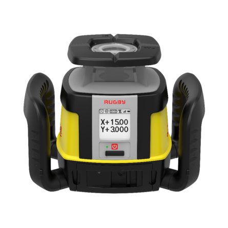 Leica Rugby CLA Basic Rotating Laser Level with RE160 Laser Receiver, Li-Ion and charger