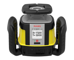 Leica Rugby CLA & CLX800 w/ COMBO Rotating Laser Level Li-ion and charger