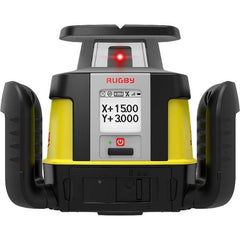 Leica Rugby CLH & CLX300 w/ COMBO Rotating Laser Level, Li-ion & charger
