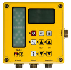 MCE Lasers CB.D2.CAN** CONTROL PANEL TO SUIT R.5CHP,C Machine Control, Dispay Control Panel