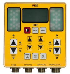 MCE Lasers DUO2.CAN** PANEL FOR R.5CHP/R.DUO WITH CA Machine Control - Display Control Panel