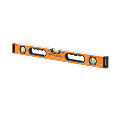 Geo Fennel M-Level ALU 200cm Aluminium Spirit Level Professionals, Extremely Robust