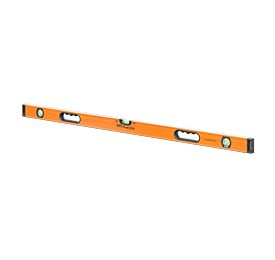 Geo Fennel M-Level ALU 80cm Aluminium Spirit Level Professionals, Extremely Robust