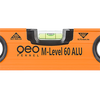 Image of Geo Fennel M-Level ALU 200cm Aluminium Spirit Level Professionals, Extremely Robust