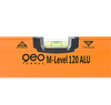 Image of Geo Fennel M-Level ALU 120cm Aluminium Spirit Level Professionals, Extremely Robust