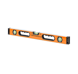 Geo Fennel M-Level ALU 40cm MAGNETIC Aluminium Spirit Level Professionals, Extremely Robust