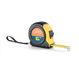 Geo Fennel Measuring Tape 3 Meter x 16mm Tape Measure, Measuring Tools