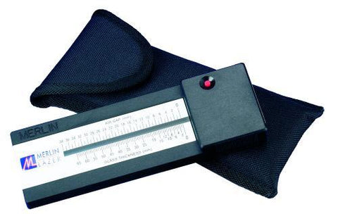 Merlin Lazer Glass Thickness Measurement Gauge, Glass Thickness Measuring