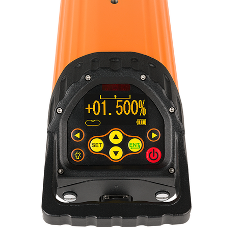 Geo Fennel FKL 55 (LC 3R)RED Beam Pipe Laser Level, Drainage Pipe Laser, Plumbing Pipe Laser