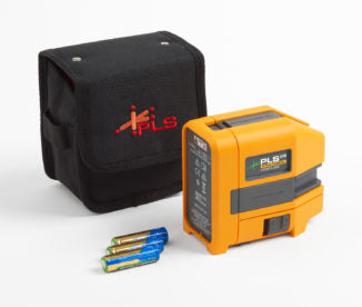 PLS 3G Z, 3-Point Green Laser Bare Tool