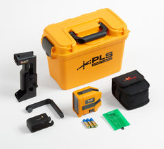 Fluke PLS 6G KIT, Cross Line and Point Green Laser Kit - Pacific Laser Systems