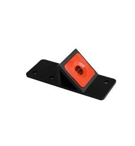ROKC Plastic Black & Orange Monitor Prism
