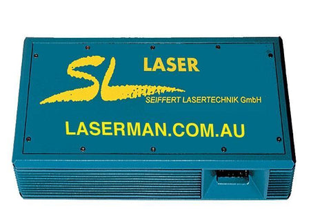 SL-Laser ProDirector 50mW Laser Template Projector 2D System,