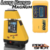 Image of Pro Shot AS2 Magnum Rotating Grade Laser Level with R8 Receiver, Rotary Laser Tools