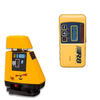 Image of Pro Shot AS2 Rotating Grade Laser Level, AS2 inc - R8 Laser Receiver, Rotary Laser Tools