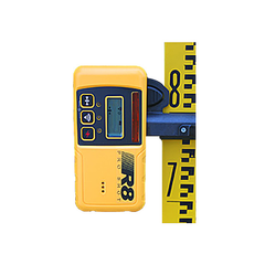 Pro Shot R8 Laser Receiver, Laser Detector for Laser Levels