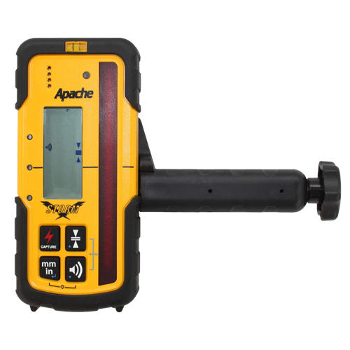 Pro Shot Storm Laser Receiver, Laser Detector for Laser Levels