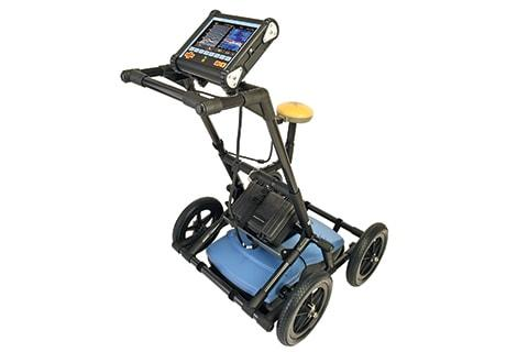 RadioDetection RD1500 GPS Package Underground Services Locator