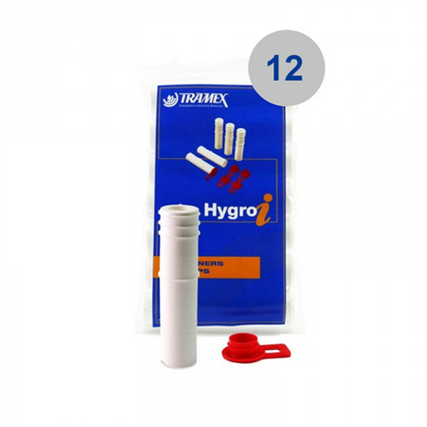 Tramex RHHL12 Higro-i Hole Liners – 12 liners and caps