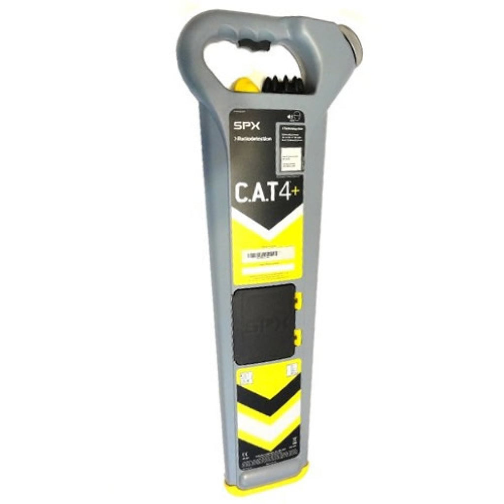 RadioDetection C.A.T4+ 33kHz Receiver only with depth measurement capability Underground Services Locator
