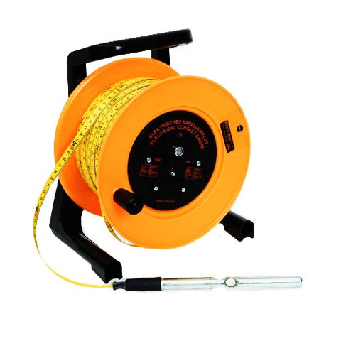 Richter Bore Dip Tape 100 Meter, Dipping Tape Level Indicator, Depth Gauge, Measuring Tape