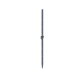 Geo Fennel G20 Carbon Fibre Surveyors Pole (2m) Prism Pole, Range Pole, GPS Antenna Pole, Rod