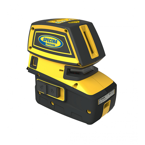 Spectra Precision LT52G - 5 x Green Beam Laser Tool, Multi Line Laser Level