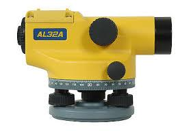 Spectra Precision AL 32A Auto Level, Dumpy Level, Automatic Level 32 x Magnification