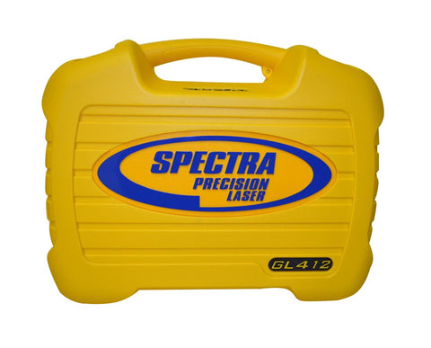 Spectra Precision CARRYING CASE GL412 GL422 LL400
