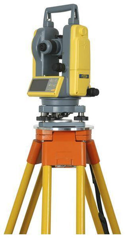 Spectra Precision DET-2 Construction Theodolite, Digital Electronic Theodolite