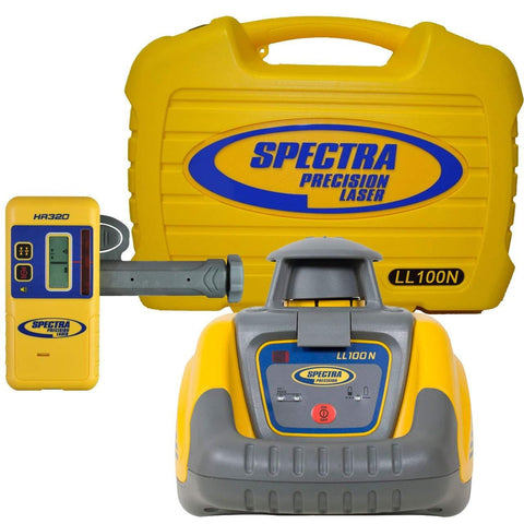 Spectra Precision LL100 Rotating Laser Level, Rotary Laser Tools