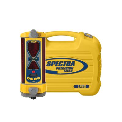 Spectra Precision LR60 Laser Machine Display Receiver, Laser Detector, Machine Control