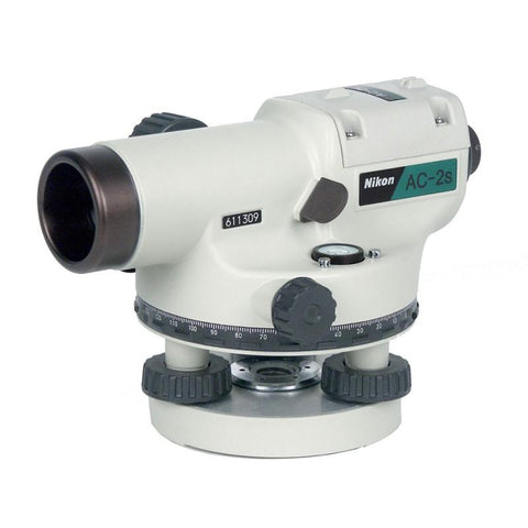 Spectra Precision Nikon AC-2S AUTOMATIC LEVEL MODEL WITH CIRCLE - 360 Deg