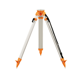 Geo Fennel FS 20 Flat Aluminium Tripod for Laser Levels, Line Lasers, Laser Tools, Cross Lasers