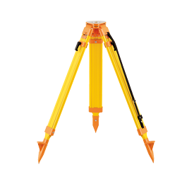 Geo Fennel FS 24 W/S Wooden Tripod for Surveyors, Laser Levels, Laser Tools
