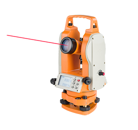 Geo Fennel FET 402K-L Digital Laser Theodolite, Angle Measuring, Engineering, Construction