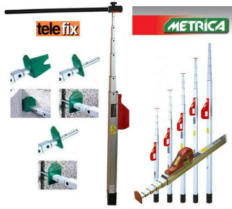 Telefix Telescopic Measuring Pole 142cm Main Crossbar & Extension ONLY
