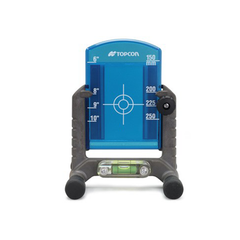 Topcon Blue Adjustable Target Kit to suit Pipe Lasers