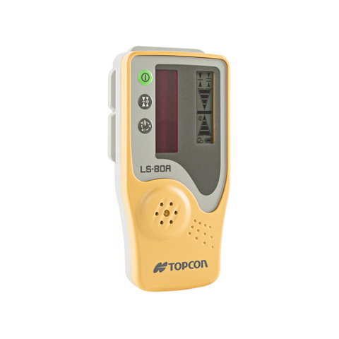 Topcon LS-80 Laser Receiver for Laser Level, Laser Detector, Laser Sensor