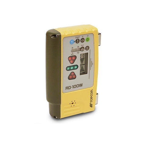 Topcon RD-100W  Bluetooth Remote Display for Machine Laser Receivers