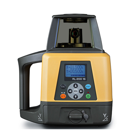 Topcon RL-200 1S Single Grade Rotary Laser Level, Rotating Laser Level