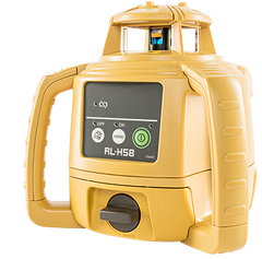 Topcon RL-H5B Rotating Laser Level, Dry Battery STANDARD - LS80L Receiver, Rotary Construction Laser Level