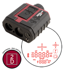 TruPulse 200X Laser Range Finder, Laser Distance Measurer, Tru Pulse Measuring