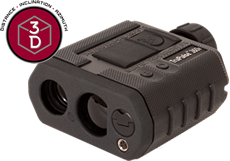 TruPulse 360R (Black) Ruggedised Laser Range Finder, Laser Distance Measurer